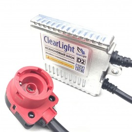 Блок розжига ClearLight 35W D2